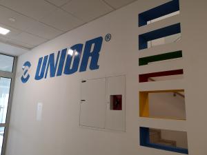 S člani smo se srečali v podjetju UNIOR d.d.
