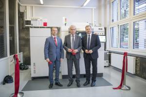 Rezultat povezovanja znanosti in gospodarstva je Laboratorij za 3D tisk kovin
