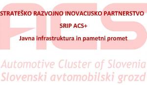 SRIP ACS+ Delavnici Javna infrastruktura in pametni promet