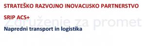 SRIP ACS+ Delavnica Pametni transport in logistika