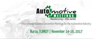 Konferenca AUTOMOTIVE MEETINGS v Bursi, Turčija